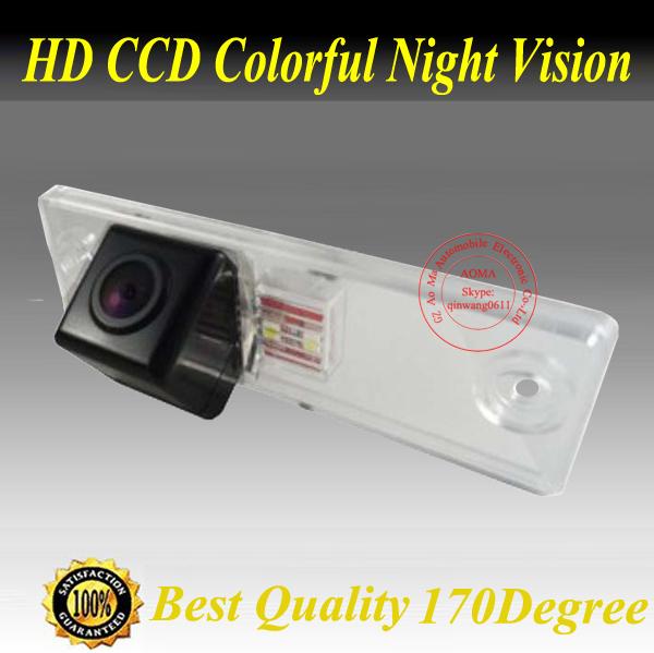 Color CCD HD car rear view camera parking monitor reverse camer backup camera for toyota 2010 PRADO JunJie FRV/Brilliance FSV(China (Mainland))