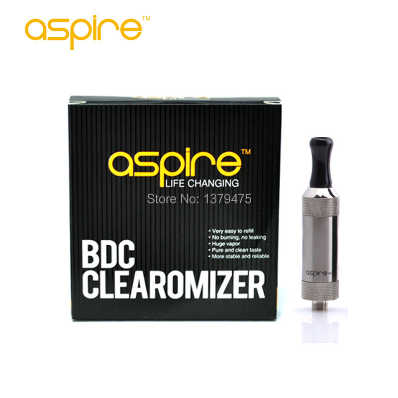 Aspire Mini Vivi Nova-S Vaporizers 2Ml Polycarbonate Tank Aspire BDC Mini Vivi Nova S Atomizer/Clearomizer Dual Coil E-Cigarette<br><br>Aliexpress