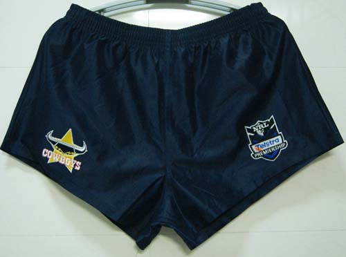 Kids Cowboys Rugby Shorts Boys Child Size 12Y,14Y(China (Mainland))