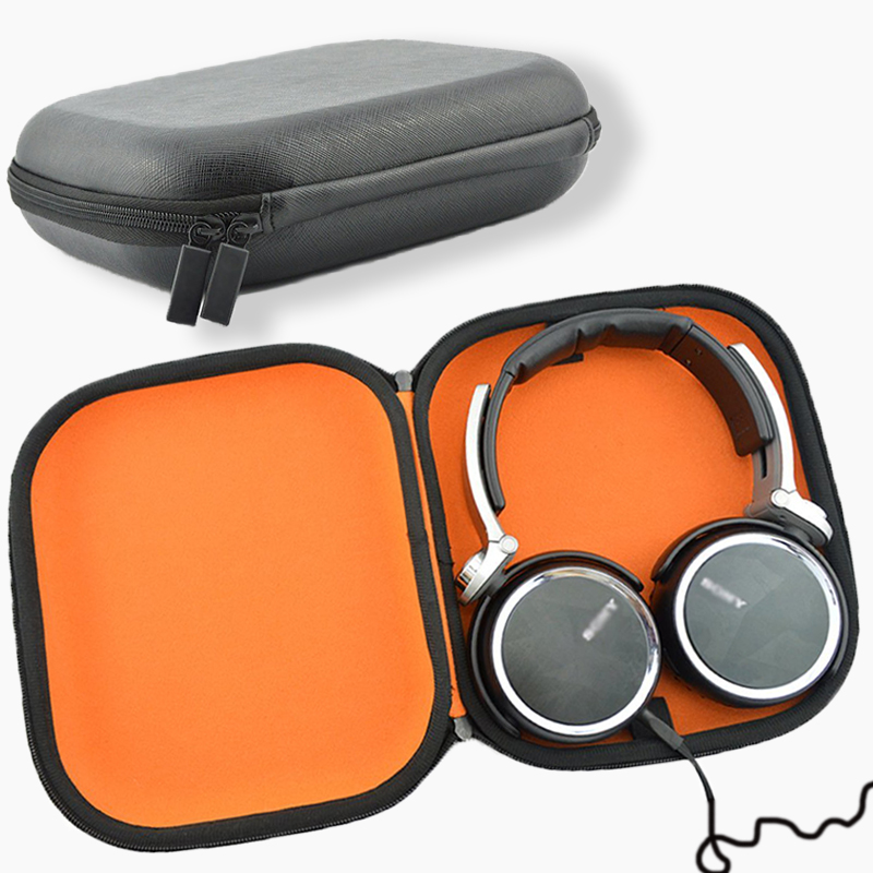 Headphones Case for Parrot Zik, B&O PLAY by BANG & OLUFSEN BeoPlay B&O H9 H6 H8 H2 H7 Beoplay Form 2i SONY MDR-XB950BT, AKG