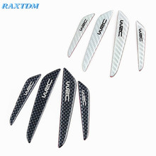 Buy Car styling WRC carbon fiber anti-collision bar case Skoda Octavia A2 A5 A7 Fabia Rapid Superb Yeti Roomster for $1.29 in AliExpress store