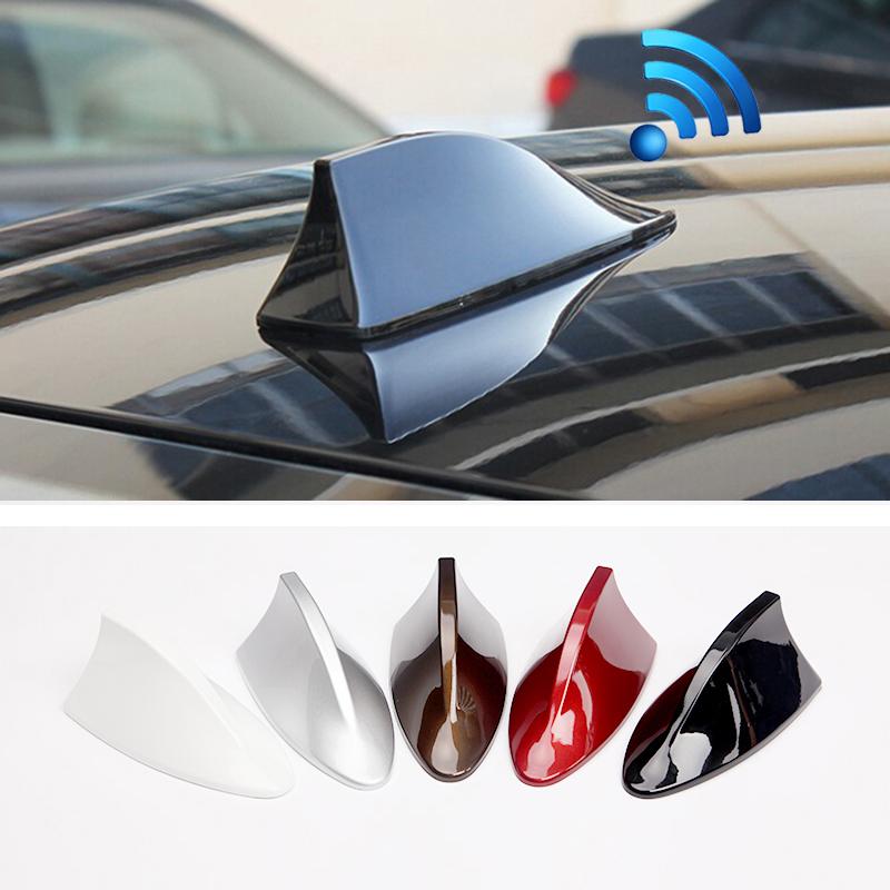 acheter auto shark fin antenne de toit. Black Bedroom Furniture Sets. Home Design Ideas