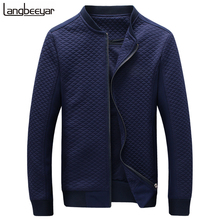 Hot Sale 2016 New Fashion Brand Jacket Men Clothes Trend College Slim Fit High-Quality Casual Mens Jackets And Coats M-5XL(China (Mainland))