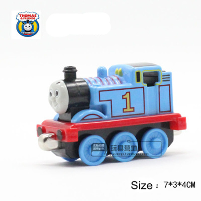 Diecast Metal Thomas and Friends Train One Piece Thomas Megnetic Train Toy The Tank Engine Trackmaster Toys For Children Kids(China (Mainland))