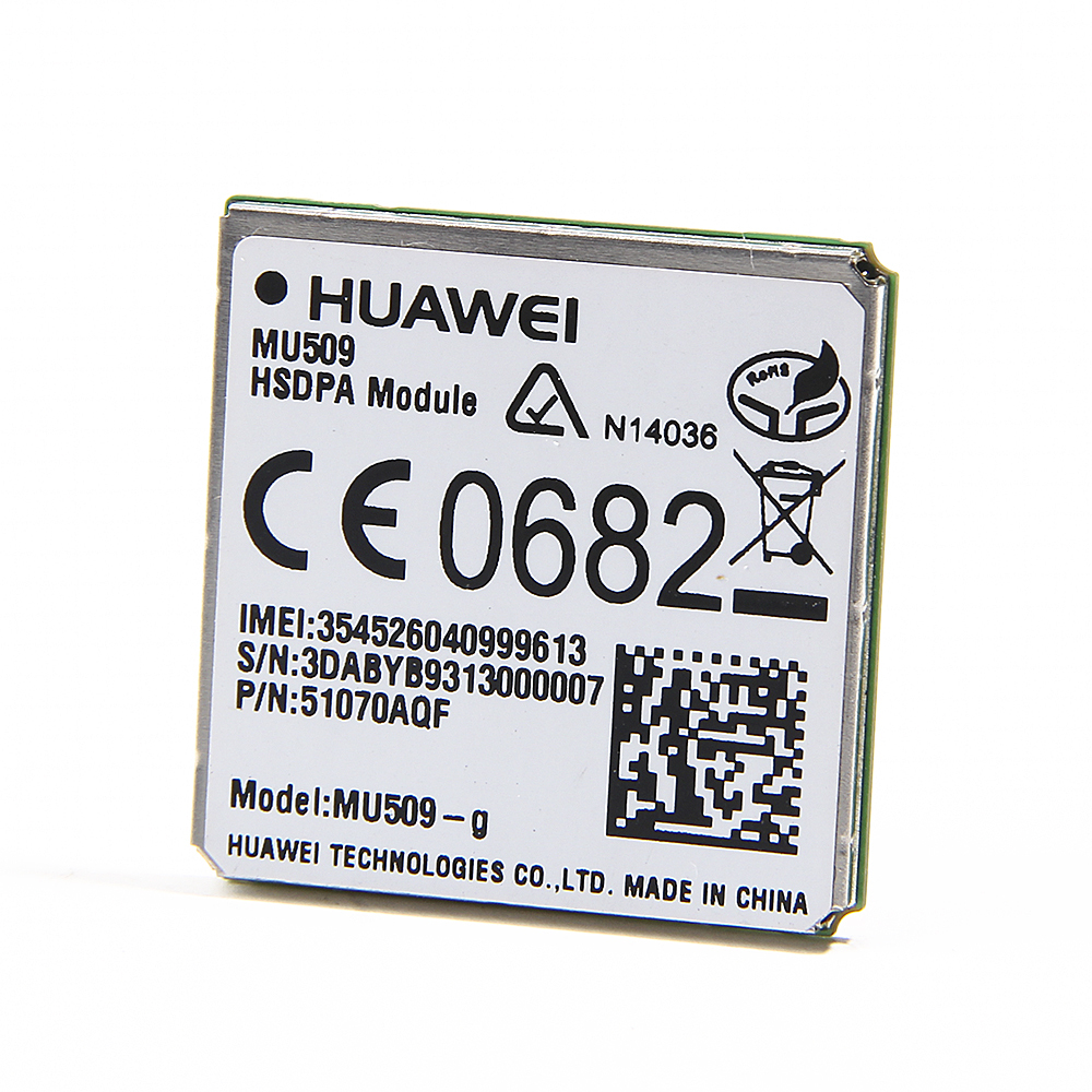Huawei MU509-G 3G Wireless Wifi Networks Card UMTS/HSDPA 850/2100 MHz WCDMA HSPA+ LTE High-speed 3g Module GSM/GPRS/EDGE/WCDMA(China (Mainland))
