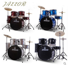 High quality JAZZOR Drums, Jazz Drum, 5-drum Kit drum, percussion, wood wind musical instruments(China (Mainland))