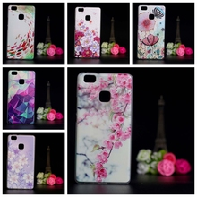 2016 Soft TPU Protector Case Coque Huawei Ascend P9 Lite Silicon Back Cover Fundas Phone Capa - Jackie Union Trading Co.,Ltd store