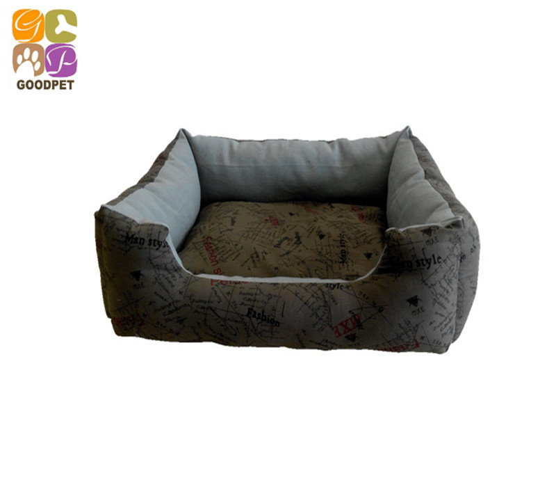S,M,L Pet House Dog Cat  Puppy Winter Autumn Pet Home  Letter Design Pet Proucts Luxury Bed for Big Dogs(China (Mainland))