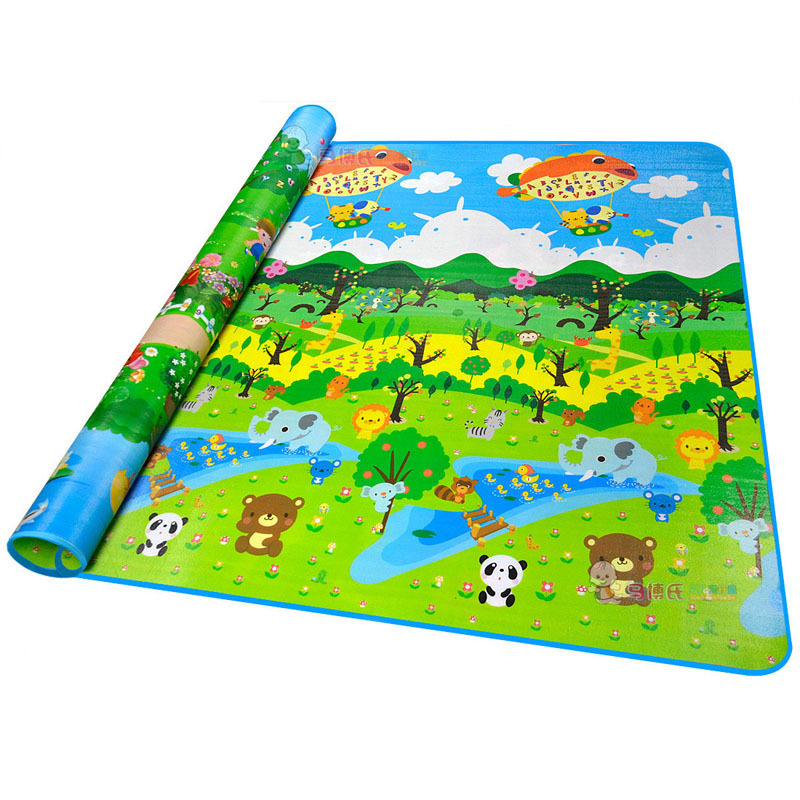 Buy 1pc Eva Foam Baby Crawling Mat Baby