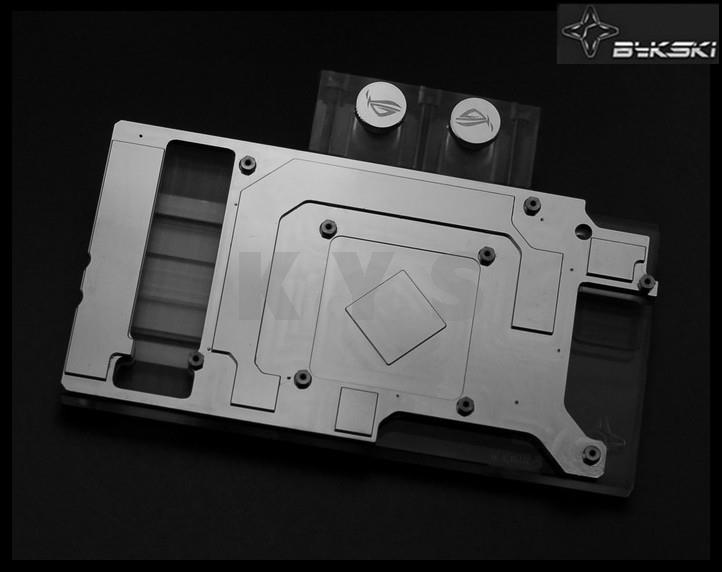 Bykski A-RH75-X for Reference Edition HD7950 VGA Water Cooling Block 0.2mm Channel<br><br>Aliexpress