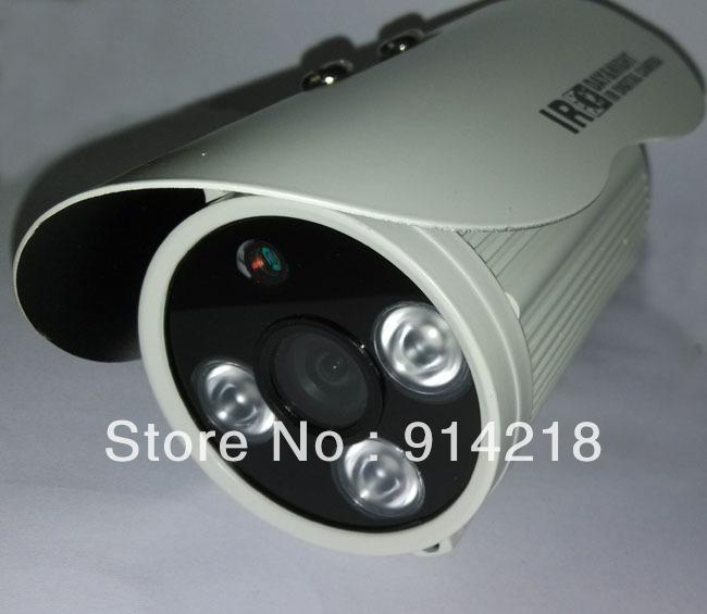 "Free shipping 1/3"" Sony CCD security Camera 420 tvl 3 Arrays led outdoor/indoor waterproof cctv camera IR lens optional(China (Mainland))"