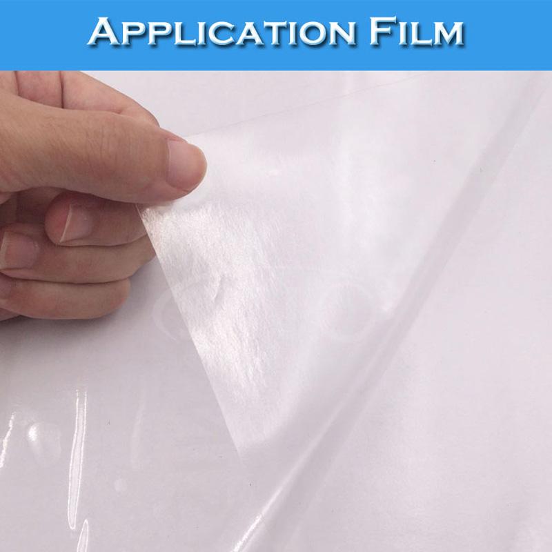 SINOVINYL Middle Viscosity Application Film Transfer Vinyl With Base Paper(China (Mainland))