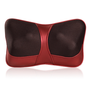 Car quality household two-site multifunctional the neck massage pillow infrared heated massage cushion waist massage device