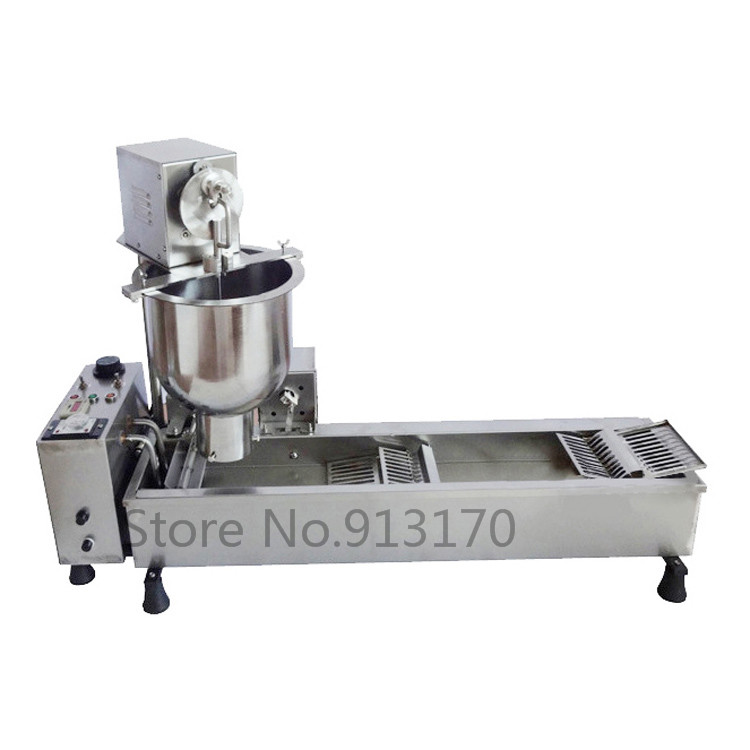 Automatic Doughnut Machine Stainless Steel, Mini Auto Donut Machine Production Line Commercial Capacity 300~500 pcs/h(China (Mainland))