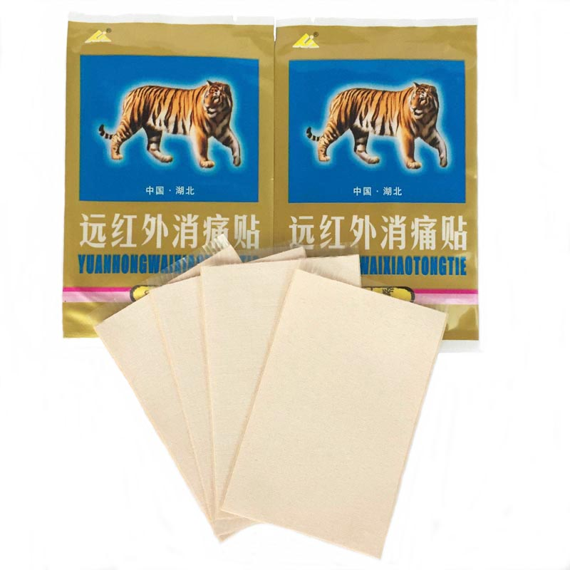 Hot Sale 32 Pcs Tiger Balm Plaster Medical Plaster Pain Health Care Plaster Of Pain Cervical