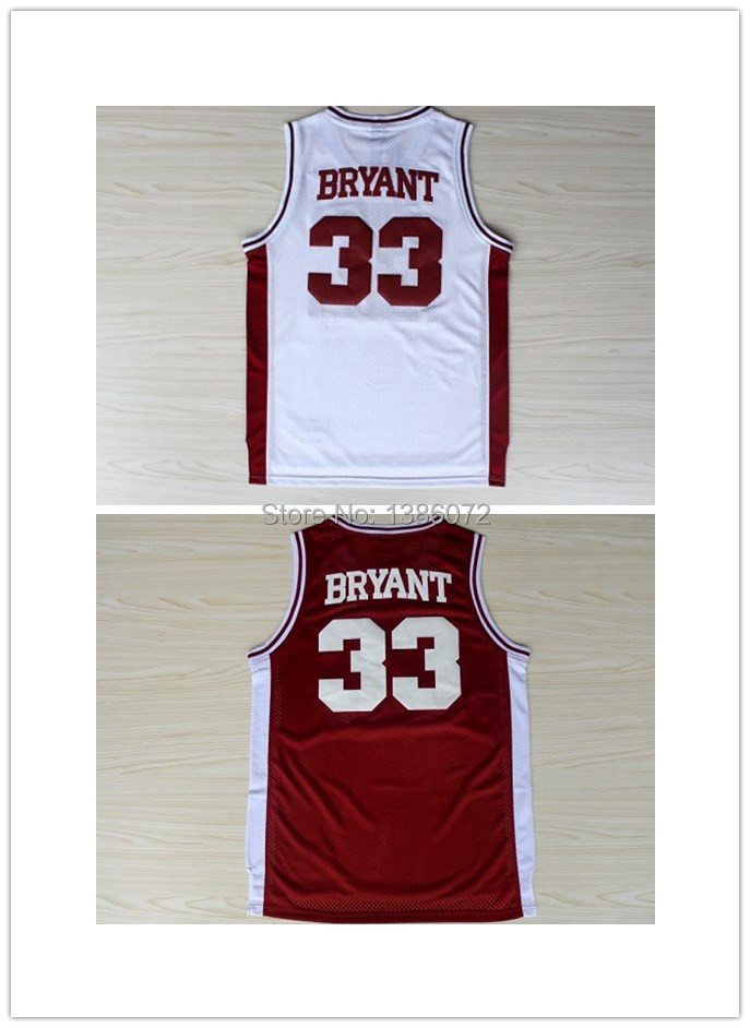 Basketball Athletic Jerseys,Kobe Bryant 24# 33# Jersey,Size S-XXXL ! - jerseys store
