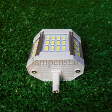 Buy led r7s 78mm bulb light 10w 20w 25w 30w 220V 5730 Led Bulb Light 118mm Horizontal Plug led Light Lawn Lamp Halogen Floodlight for $4.69 in AliExpress store