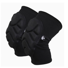 New Arrival 2 pcs High quality kneecap outdoor skating ski fall KneePads Sport Safety Football  Knee Pads(China (Mainland))