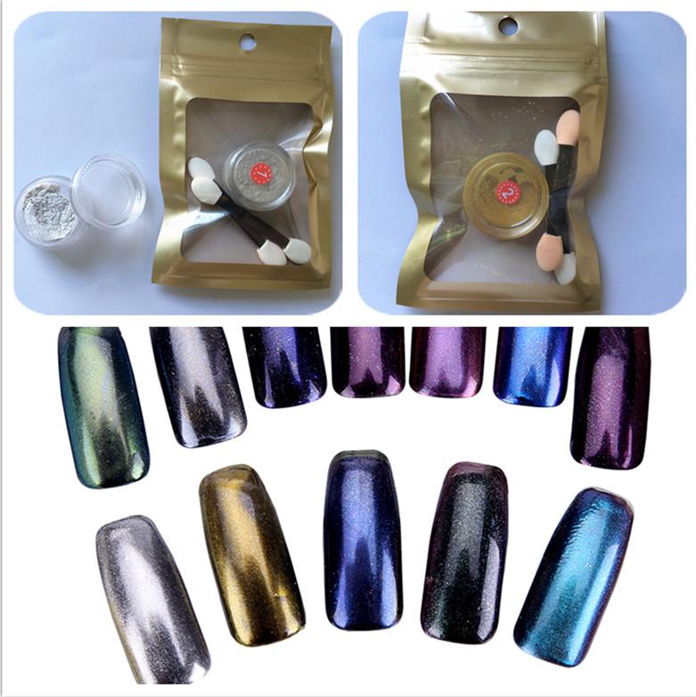 Achetez en gros miroir or vernis ongles en ligne des for Vernis miroir argent