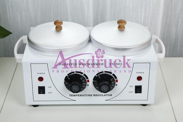 NEW design Wax Warmer double Heater Paraffin Skin Care Machine(China (Mainland))