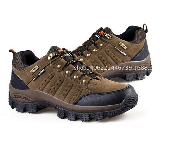 2015 package mail qiu dong couples outdoor mountaineering sports shoes men women - Love beauty foot store