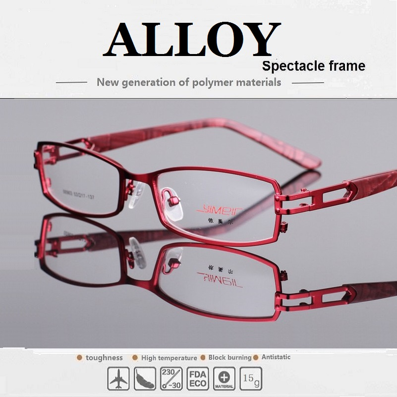 A special offer of mens fashion metal frame myopia ...
