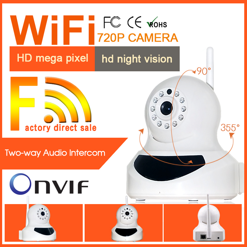 Mini Robot Micro camera cctv, ip alarm systems Security wifi camera,wireless ip camera 720p video surveillance,Free Shipping(China (Mainland))