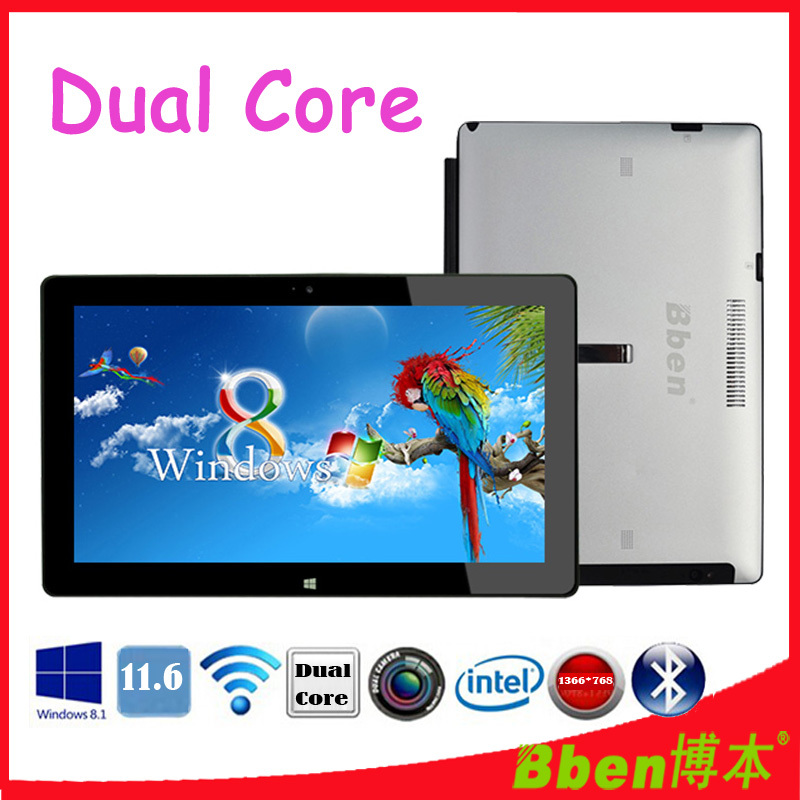 Free shipping ! 11.6 inch IPS Screen Dual Core Dual camera Tablet PC windows 7 tablet pc 3G phone tablet pc(China (Mainland))