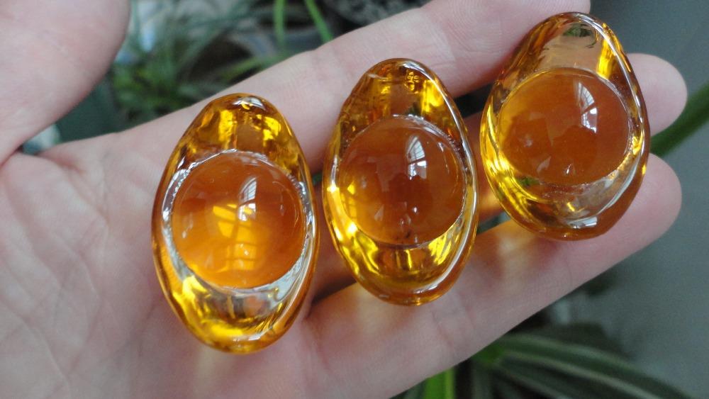 Yellow gold ingot.Melt refining quartz crystal(China (Mainland))