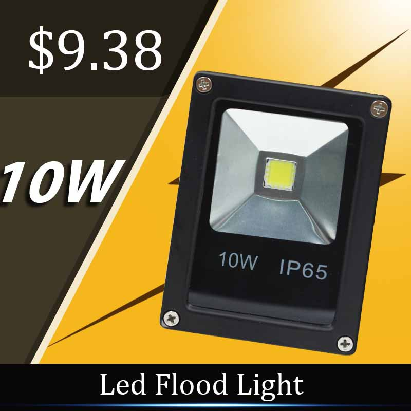 LED Flood Light Floodlight LED street Lamp 85-265V10W 20W 30W 50W 70w 120w waterproof Landscape Lighting IP65 led spotlight(China (Mainland))