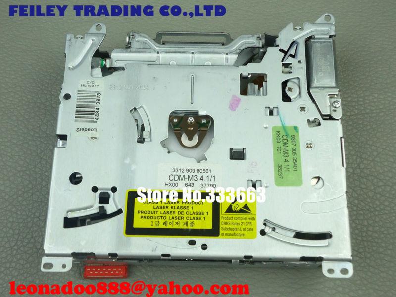 PLDS CDM-M3 4.1 CDM-M3 CDM-M3 4.1/1 single CD Mechanism for Volkswagen Car CD Mechanism VDO RC604 Car CD Mechanism CDM-M3 4.8(China (Mainland))