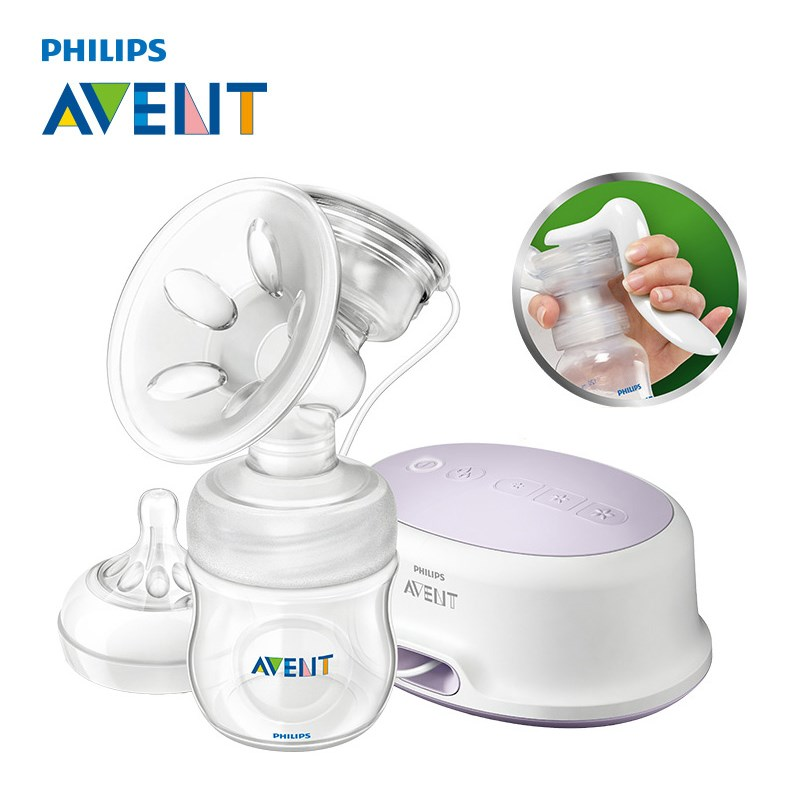 avent comfort manual breast pump review