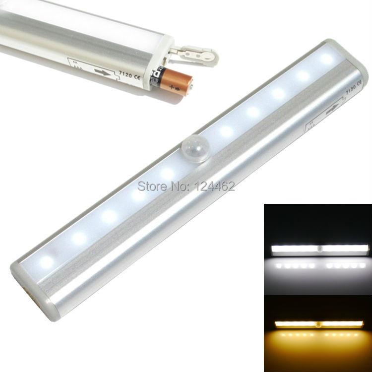 LED Light Bar, Motion Sensor Detector Night Light Led
