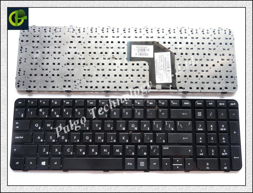 Клавиатура для ноутбука Russian Keyboard for AER36701010 R36 697452-251 R38 HP Pavilion G6 G6/2000 G6z/2000 G6/2000 G6/2100 G6/2163sr AER36Q02310 G6z/2000 R36 Ru Ru Keyboard for HP Pavilion  G6-2000 G6Z-2000 series ноутбук бу hp pavilion g6