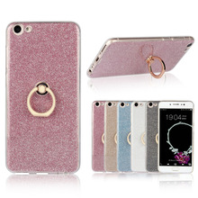 Buy VIVO X7 Plus Case Soft TPU Case Bling Shining Glitter Metal Ring Phone Holder Back Cover VIVOX7 Plus VIVO X7 Plus Case for $2.45 in AliExpress store