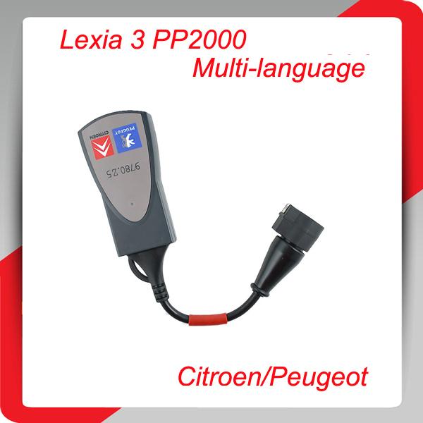 Оборудование для диагностики авто и мото lexia 3