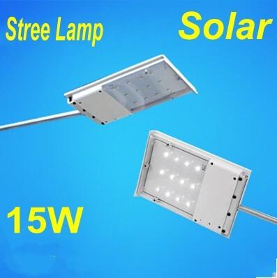 LED Solar Street Lamp Lawn Light LED Street Light Solar Garden lamp Outdoor Path Wall Emergency Lamp Security Light Freeshipping(China (Mainland))