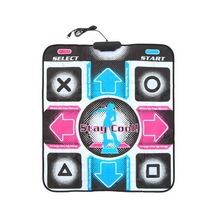 Non-Slip Dancing Step Dance Mat Pad Pads Dancer Blanket to PC with USB New(China (Mainland))