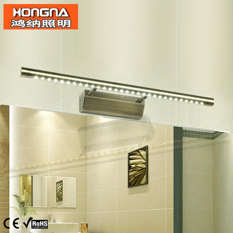 Nieuwe Badkamer Purmerend ~ Online kopen Wholesale badkamer verlichting brons uit China badkamer
