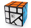 WitEden 2x2x3 223 Camouflage II Magic Dice Puzzle Black Scorching Promoting Twisty Puzzle Toy for Youngsters and Puzzler