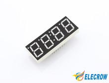 "Green 7-segment clock display 0.39"" digit height(Common Anode) DIY Kit (China (Mainland))"