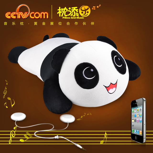 Gift pillow music pillow unpick and wash super soft music pillow