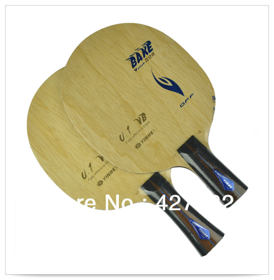 Original Galaxy Yinhe uranus fiber glass vacuum burn U-1VB table tennis blade fast attack with loop table tennis rackets racquet
