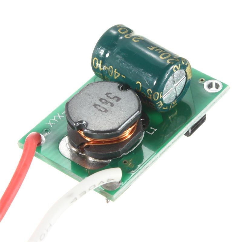 High Quality 12V 10W LED Driver for 3x3W 9-11V 850mA High Power 10w Led Chip Transformer(China (Mainland))