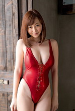 Bright Red Women Sexy
