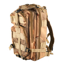 Buy 2L Outdoor Military Army Tactical Backpack Trekking Sport Travel Rucksacks Camping Hiking Trekking Camouflage Bag free for $18.71 in AliExpress store