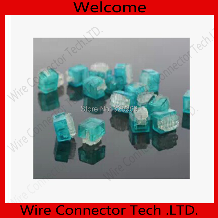Good quality,200pcs K4 Wire Connector,K4 cable connector,network cable terminal block for Telephone telecom Cable Free Shipping<br><br>Aliexpress