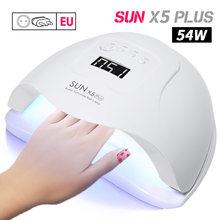 72W UV LED Nail Lamp For Manicure(China)