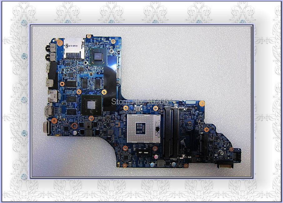 for HP Pavilion DV6 DV6-7000 682170-001 48.4ST10.021 HM77 630M 2GB DDR3 Non-Integrated laptop motherboard, fully tested(China (Mainland))