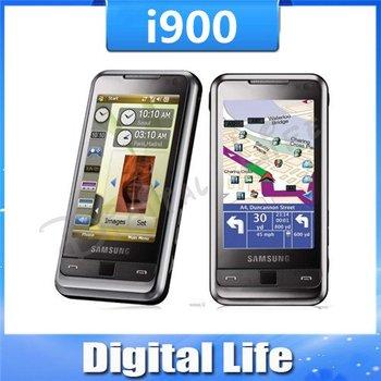 3pcs/lot i900 Original  Samsung i900 Omnia Windows Smartphone 16GB Internal Storage 3G Wifi GPS Cell Phone Refurbished